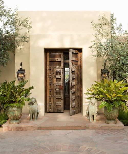 8 Front Doors to Welcome You Home in Style