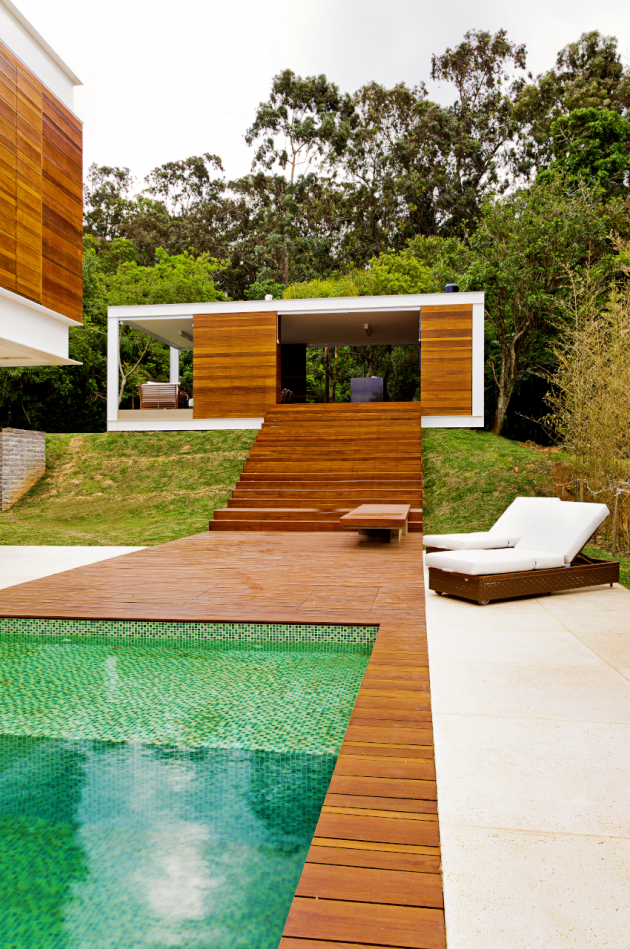 Haack House by 4D Arquitetura in Guaiba, Brazil