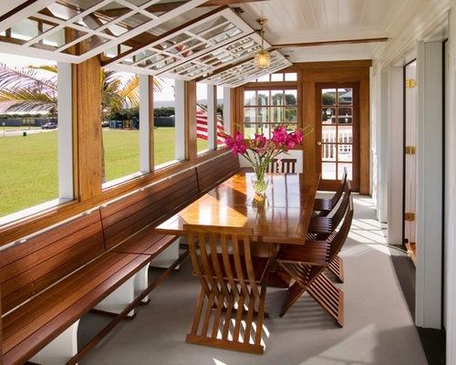 8 Beloved Indoor-Outdoor Rooms With Dream Views
