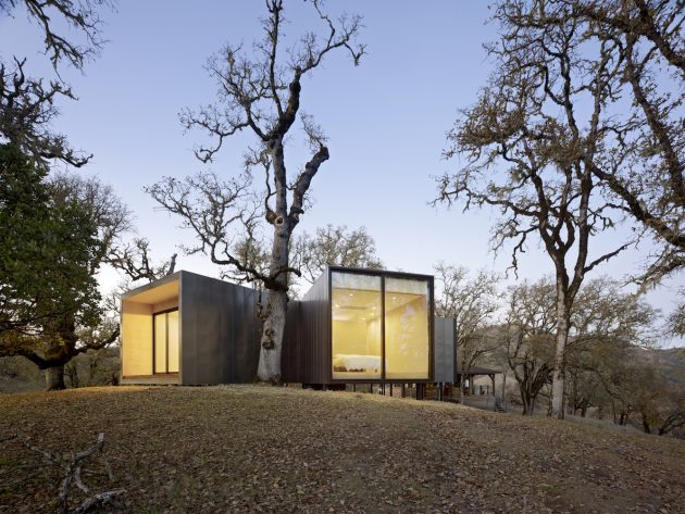 Moose Road by Mork-Ulnes Architects in California, USA