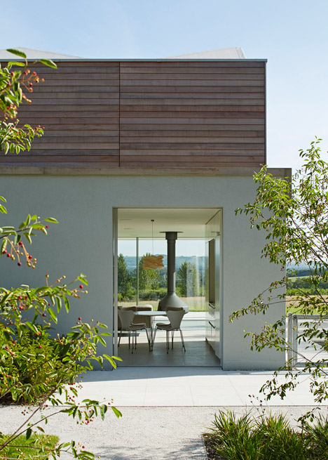 Sussex House by Wilkinson King Architects in Sussex, England