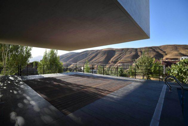 UP Villa by Arsh [4D] Stuio in Abali, Iran