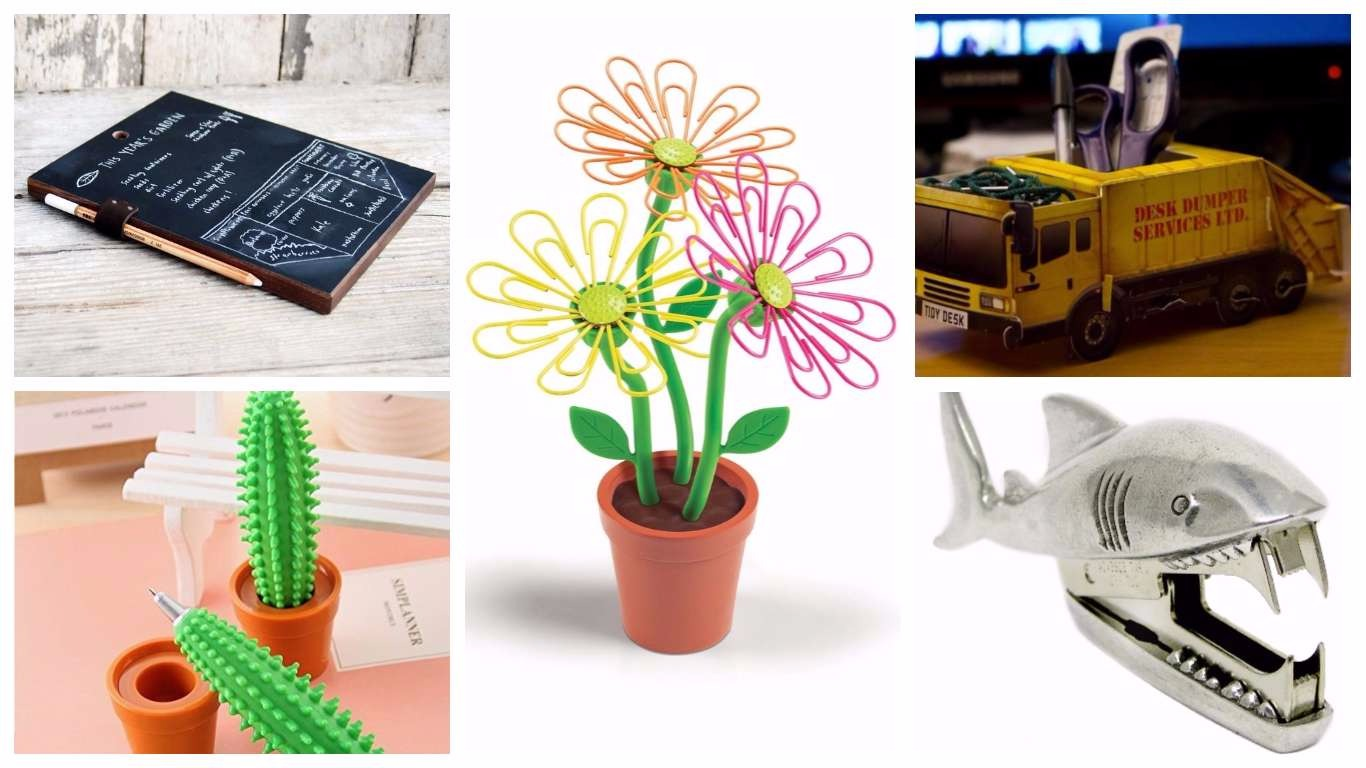 19 Super Cool Office Gadgets To Facilitate Your Everyday Tasks