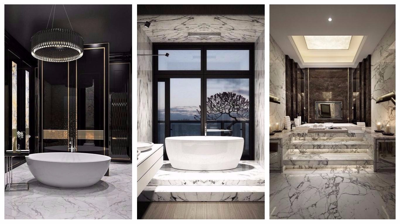 10 extravagant bathrooms which are synonym for luxury elegance Luxury bathroom design oxford