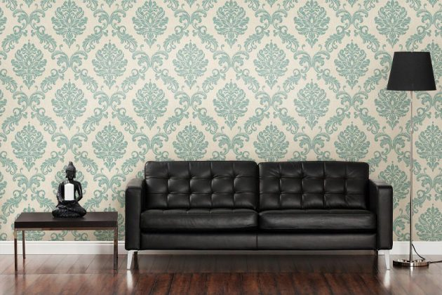 Life Is Too Short To Have Boring Walls: 14 Divine Wallpaper Designs You Should Try