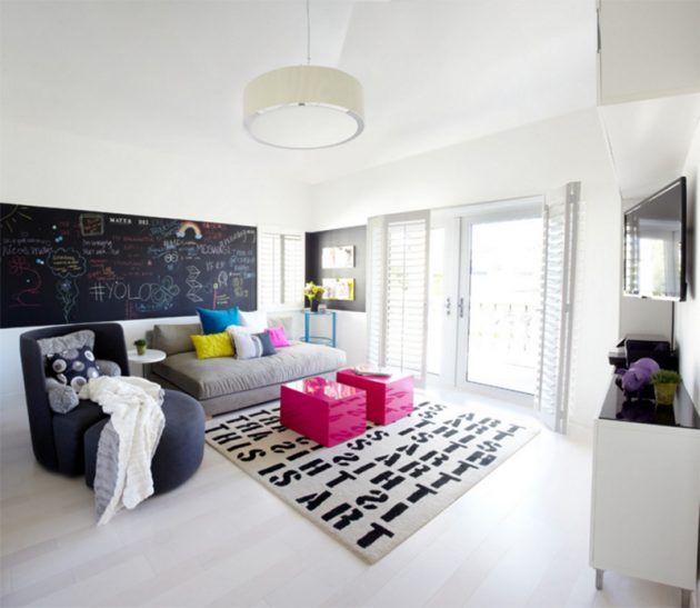 18 Excellent Black U0026 White Carpet Designs To Adorn Your Living Room