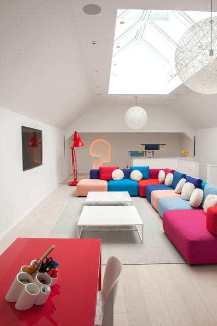 15 Beautiful Contemporary Kids' Room Designs That Will Entertain Your Children