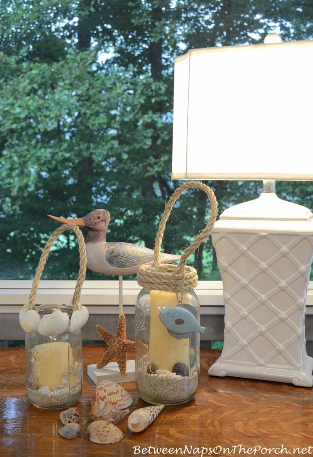 15 Fantastic DIY Mason Jar Crafts You Should Try This Spring