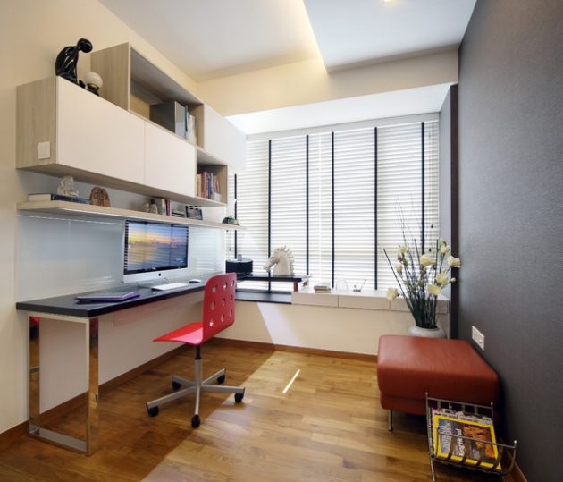 15 Outstanding Contemporary Home Office Designs For Your