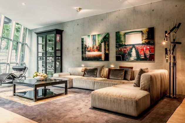 15 Phenomenal Contemporary Living Room Designs Youre Gonna Love