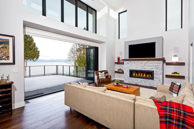 15 Phenomenal Contemporary Living Room Designs You're Gonna Love