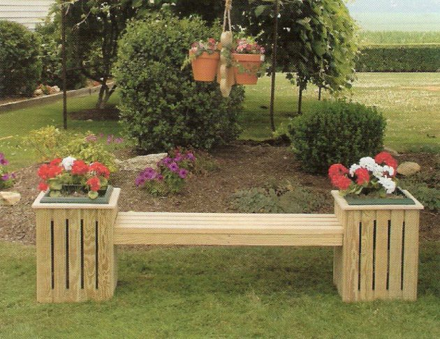 18 Fascinating Ideas To Choose Your Ideal Garden Bench