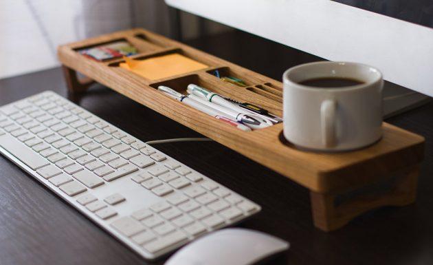 16 Awesome Handmade Office Organization