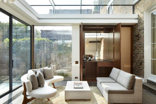 16 Engaging Contemporary Sunroom Designs You'll Want To Have