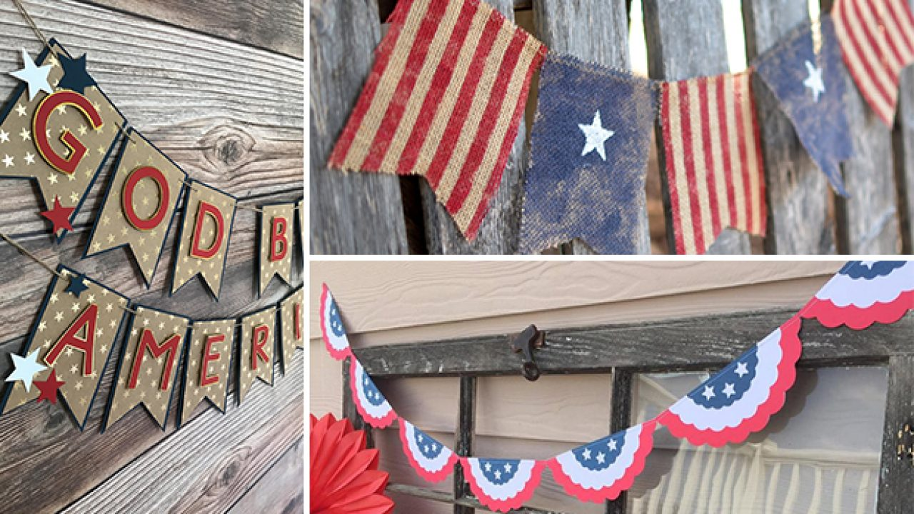 16 Festive Handmade 4th Of July Garland Designs For