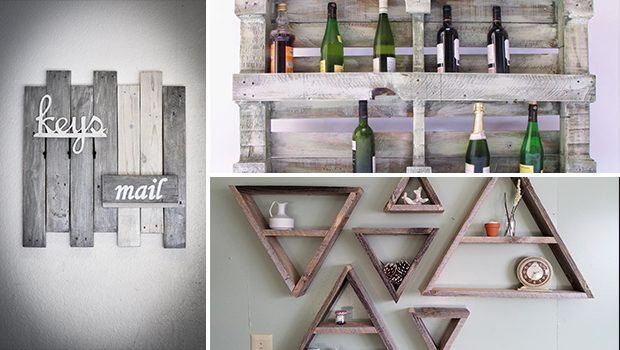 16 Rustic Handmade Pallet Wood Storage Solutions
