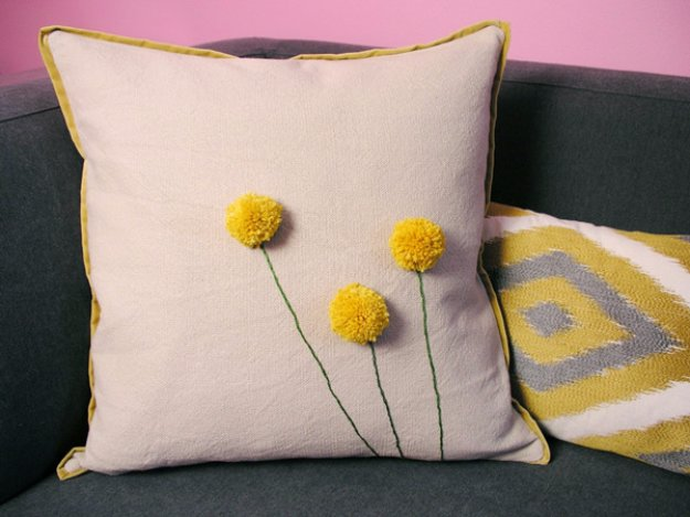 16 Stylish Diy Pillow Designs That You