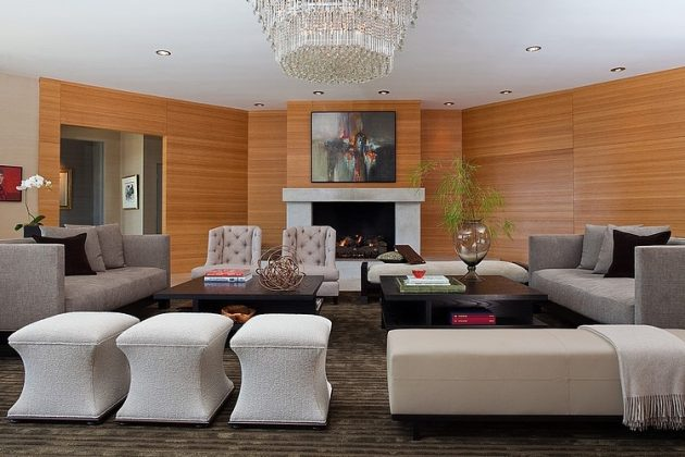 18 Excellent Contemporary Interior Designs That Are Worth Seeing