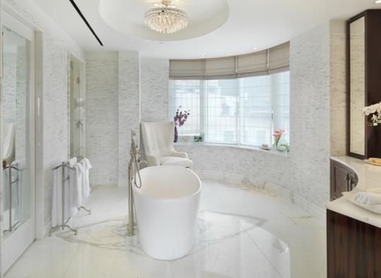 18 Inspirational Ideas For Choosing Properly Bathroom Window Curtains