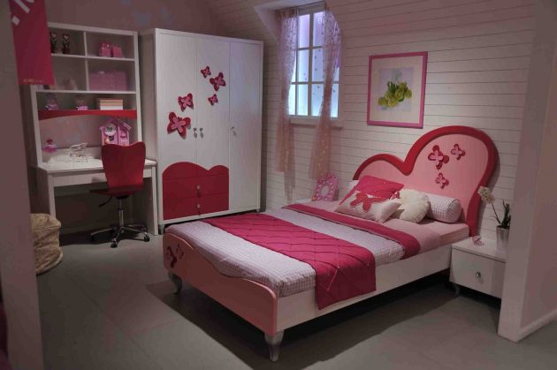 17 Outstanding Ideas For Decorating Room For Your Little Girl