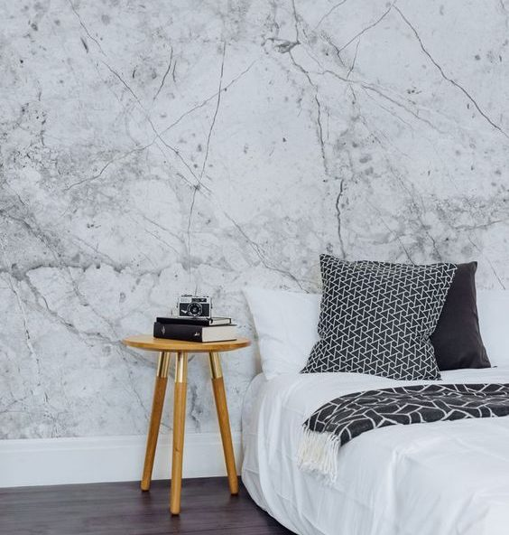 16 Splendid Marble Wallpapers To Enter Diversity In Your Home