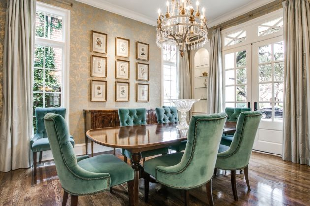 20 Marvelous Dining Room Designs With Chandeliers That Will Amaze You
