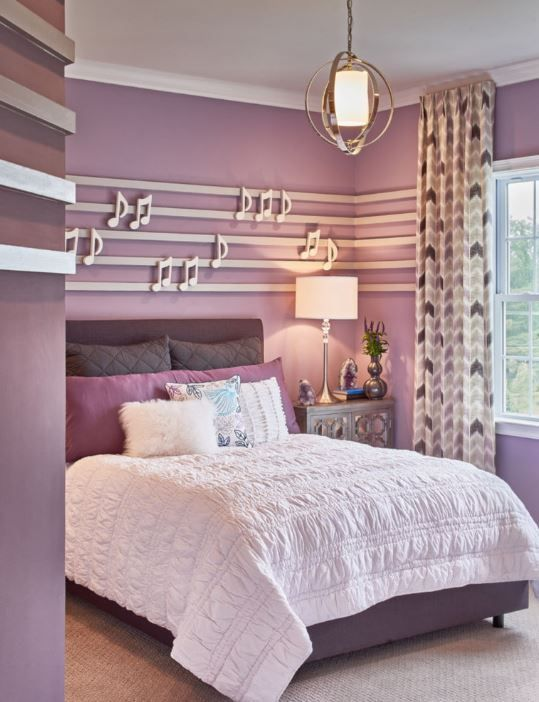 17 Magnificent Purple Bedrooms That Are Worth Seeing