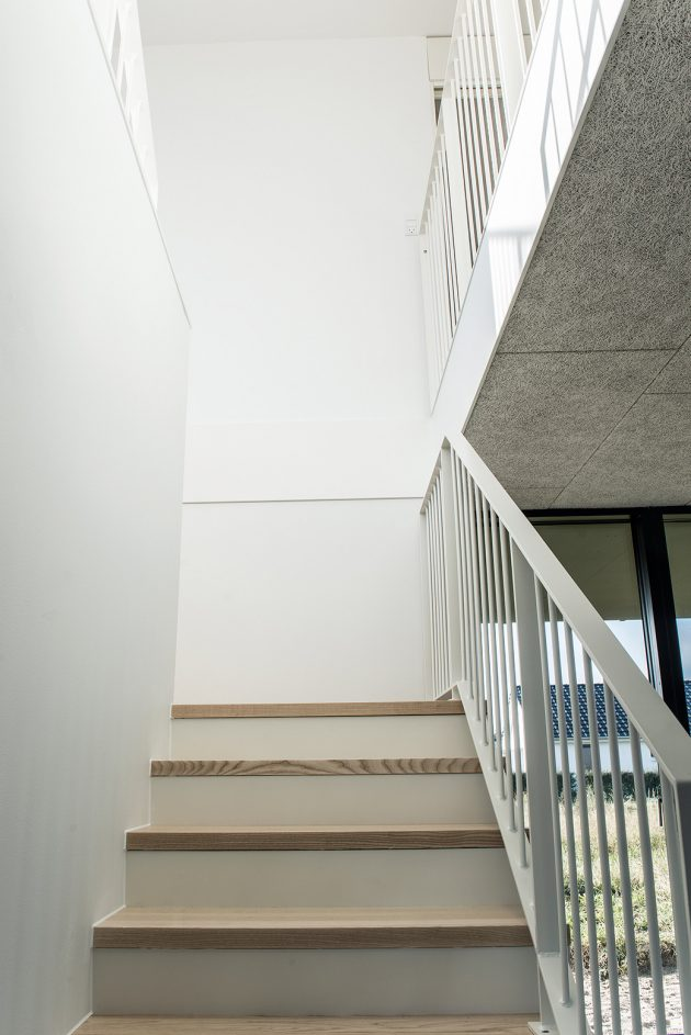 Adaptable House by Henning Larsen Architects in Nyborg, Denmark
