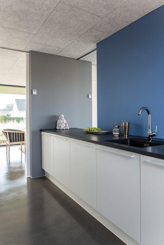 Adaptable House by Henning Larsen Architects in Nyborg, Denmark