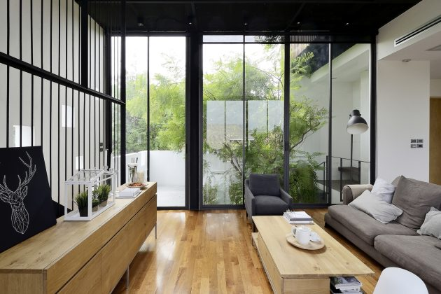 Aperture House by Stu/D/O in Bangkok, Thailand