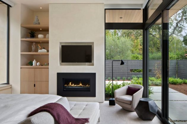 Atherton Avenue Residence by Arcanum Architecture in ...