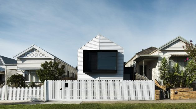 Datum House by FIGR Architecture & Design in Victoria, Australia