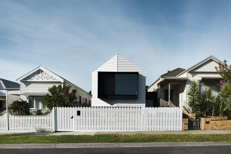 Datum house by figr architecture design in victoria for Modern house designs victoria