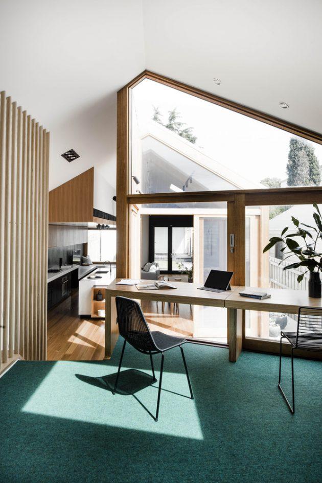 Datum House By Figr Architecture Amp Design In Victoria