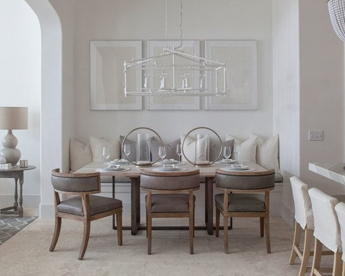 A Sense Of Intimacy. Top 8 Trending Dining Room Styles