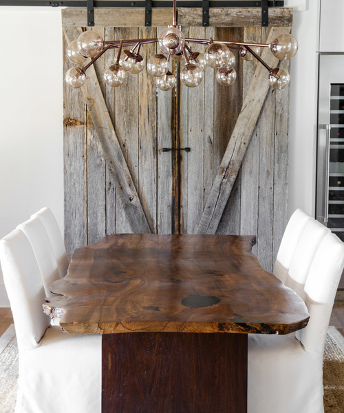Living On The Edge. Top 8 Trending Dining Room Styles