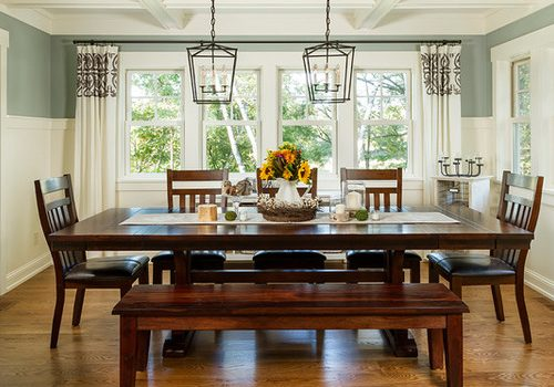 Top 8 Trending Dining Room Styles