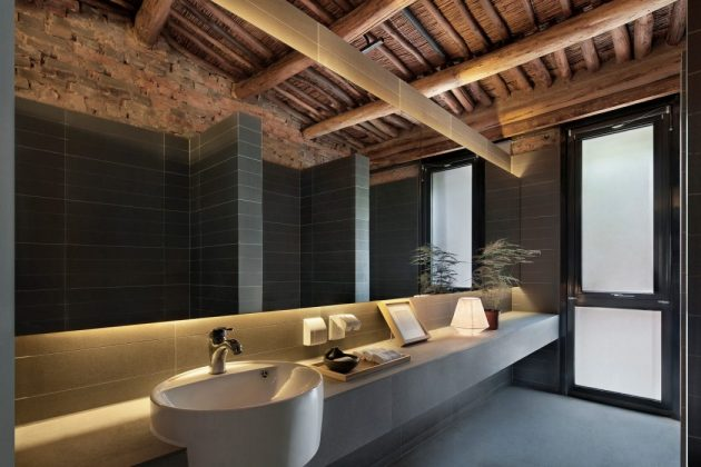Farm House Remodel by Evolution Design in Beijing, China