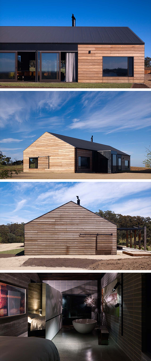 Hill Plain House by Wolveridge Architects in Victoria, Australia