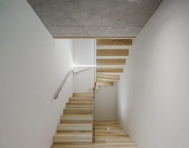 House M by Jan Skuratowski Architecture in Möhlin, Switzerland