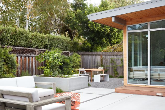 San Carlos Midcentury Modern Remodel by Klopf Architecture