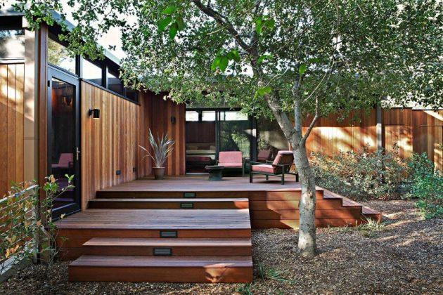La Canada Residence by Jamie Bush & Co. in Los Angeles, California