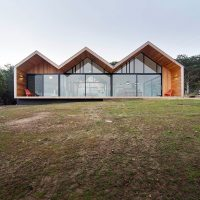 Lookout House by Room 11 in Tasmania, Australia