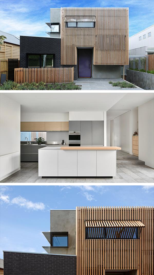 Malvern House by Dan Webster Architecture in Melbourne, Australia