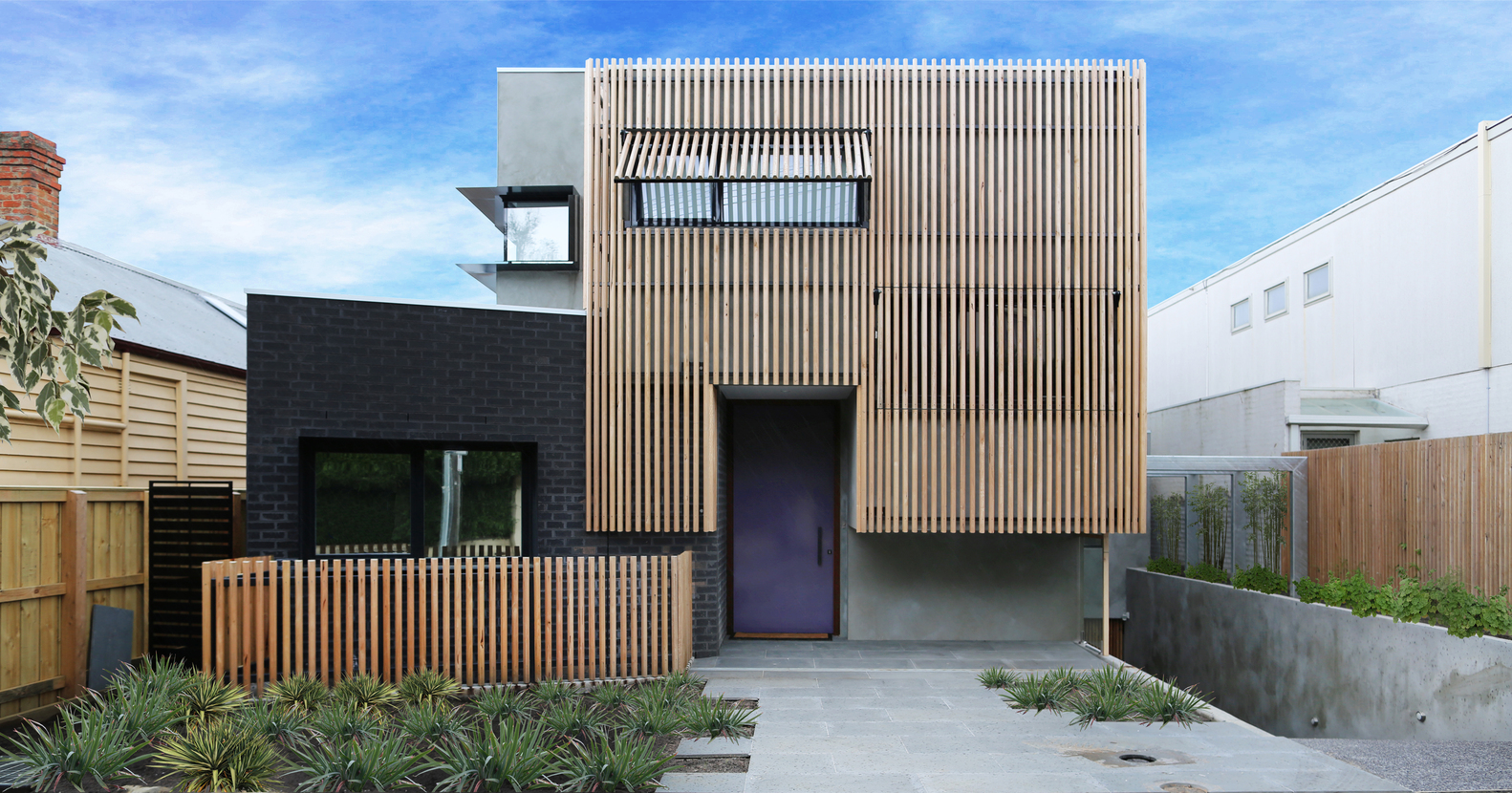 Malvern house by dan webster architecture in melbourne for Architects melbourne