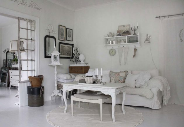 Heres How to Do the Shabby Chic Trend