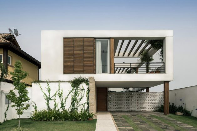Terraville House by AT Arquitetura in Porto Alegre, Brazil