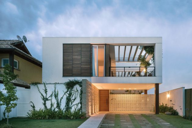 Terraville House by AT Arquitetura in Porto Alegre, Brazil