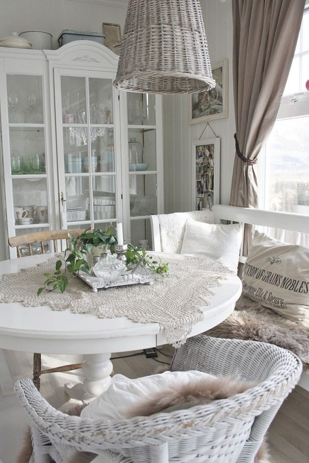 here 39 s how to do the shabby chic trend. Black Bedroom Furniture Sets. Home Design Ideas