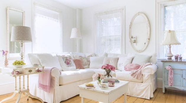 Here's How to Do the Shabby Chic Trend